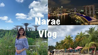 (Eng) Singapore Vlog : 2019 싱가…