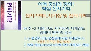 전자기학II_06주-2_Ampere's Law_…