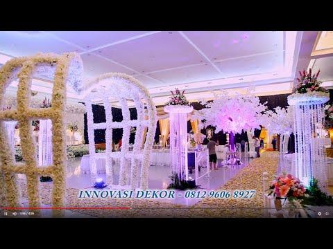 dekorasi pelaminan pernikahan murah gedung pernikahan & resepsi  bea cukai by pass