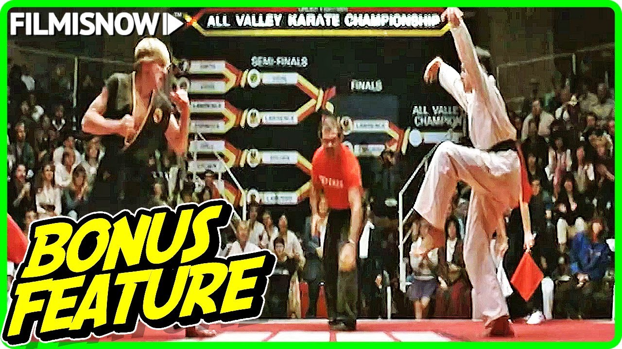 THE KARATE KID (1984) | Beyond The Form Featurette