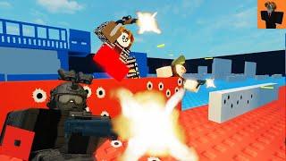 Pew Pew | Roblox Zombie Blitz (Gun Game)