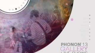 "Website Design - Hong Kong Indie Band Music Festival ""Phonon"""