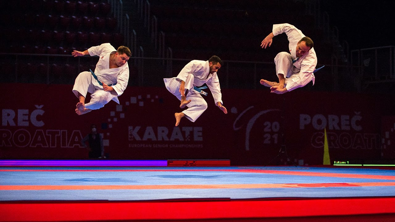 Spectacular KARATE in final day of European Karate Championships