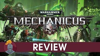 Warhammer 40K Mechanicus Review