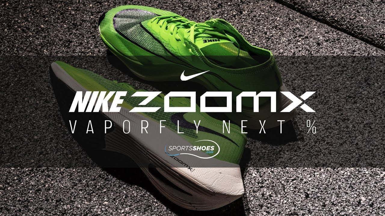 new arrival f918c c83a1 Introducing the Nike ZoomX VaporFly Next %   SportsShoes