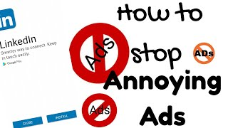 How to stop those annoying Google Ads! ✔✔✔