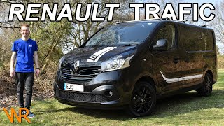 renault Trafic Premier Edition 2019 Review  WorthReviewing