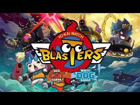 Vs. Zazelmare   Extended   Yo-kai Watch Blasters: Red Cat Corps/White Dog Squad
