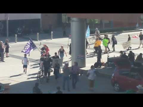 Power of Many March at City of Kitchener June 7 2019