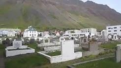 Isafjördur - Stadt im äußersten Nordwesten Islands