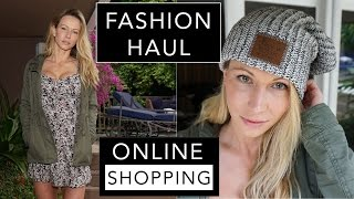 Try On Fashion Haul - My online shopping | Love Your Melon | Guess | Charlotte Russe
