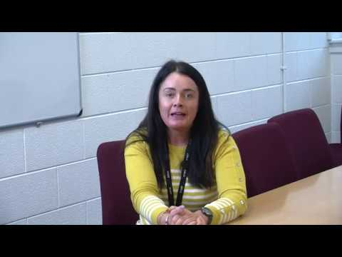 Learning Experiences of Online Course Delivery, Mandy Douglas, LYIT