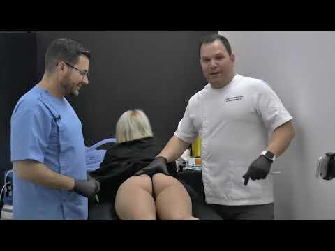 Técnica Cuban Buttocks