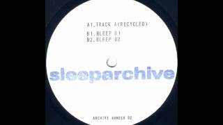 Sleeparchive - Bleep 01