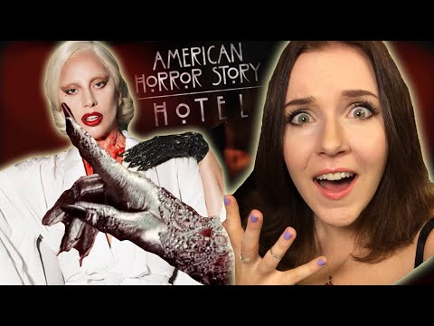 Леди Гага в Американской Истории Ужасов: Отель!