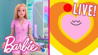 🔴 LIVE: Barbie's Self-Care Tips and Tricks! 🧼 | @Barbie