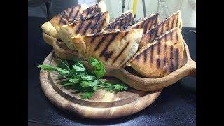 איך להכין עראייס - פיתה ממולאת בבשר טחון