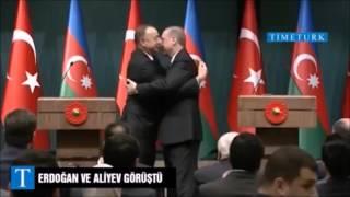 Erdogan and Aliyev fall in love