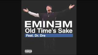 Eminem - Old Times Sake (instrumental)