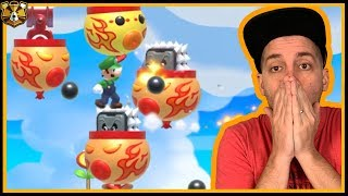 Skipping Garbage For The People! Super Expert Endless #32: Super Mario Maker 2