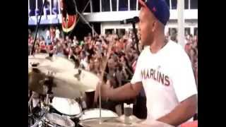Gente De Zona Ft  Pitbull   Yo Quiero - MARLINS PARK