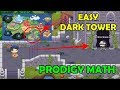 EASY DARK TOWER | Prodigy Math Game 🔥🤭🤭