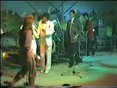 The Blue Diamonds op Expo Nederweert 1985