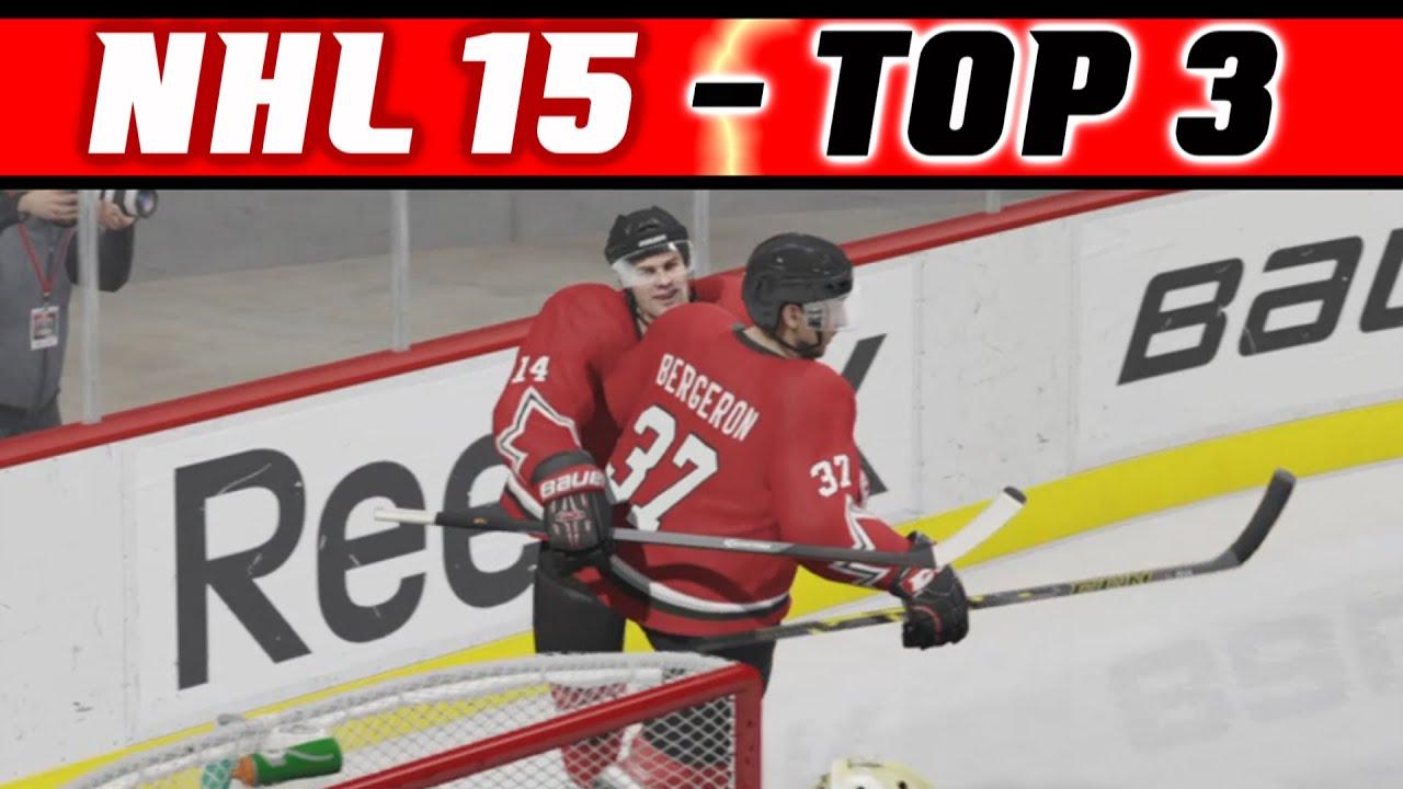 Download NHL 15: TOP 3 Highlights #10 - Fast Goals