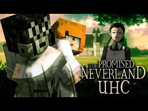 NOUVEAU JEU DE TRAHISON ! (The Promised Neverland UHC)