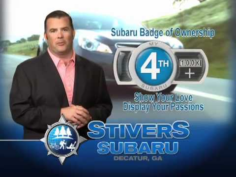 stivers subaru comes to atlanta youtube stivers subaru comes to atlanta