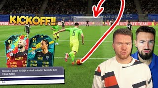 FIFA 20: ANSTOß TOR DISCARD CHALLENGE 🔥🔥 PROOWNEZ vs WAKEZ