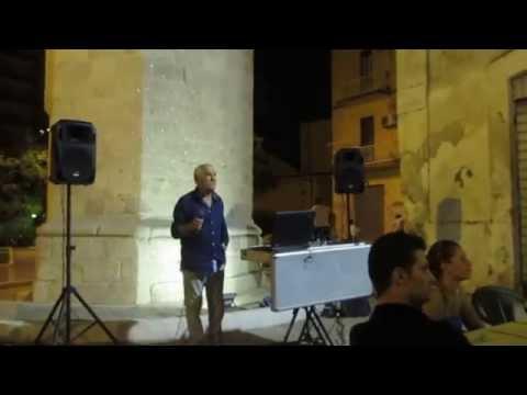 """ANTICO TEATRO"" Karaoke con Enzo Nota 08/08/2015.n10"