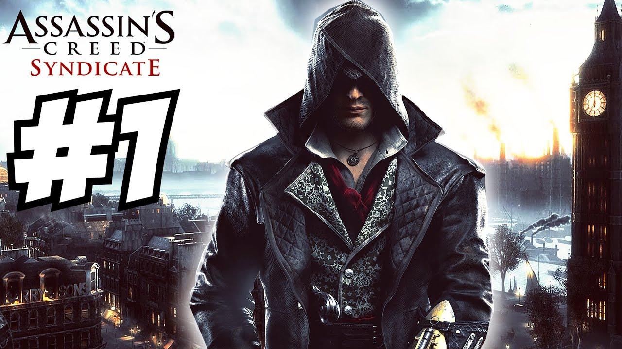 Прохождение игры assassins creed часть 1