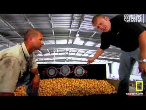 How Frito-Lay makes potato chips