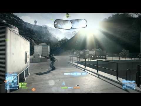 Battlefield 3 Knife Kills - Knife To Meet You -  1080p PC - Battlefield 3 Online Gameplay