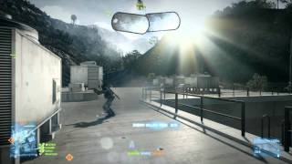 Battlefield 3 Knife Kills - Knife to meet you -  1080p PC - Battlefield 3 online gameplay