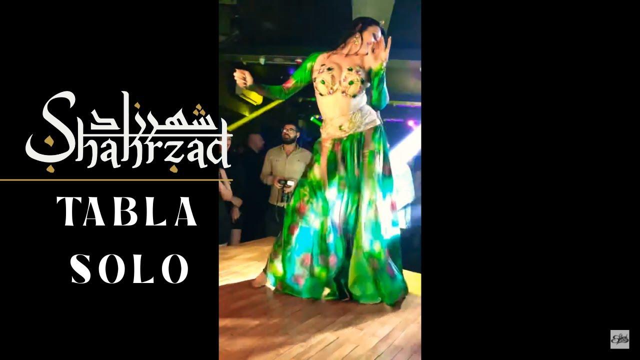Shahrzad tabla solo 2020