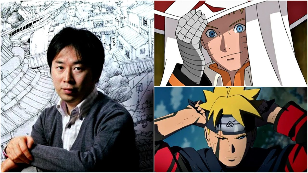 Naruto Creator & Boruto Supervisor Announces New Series ...