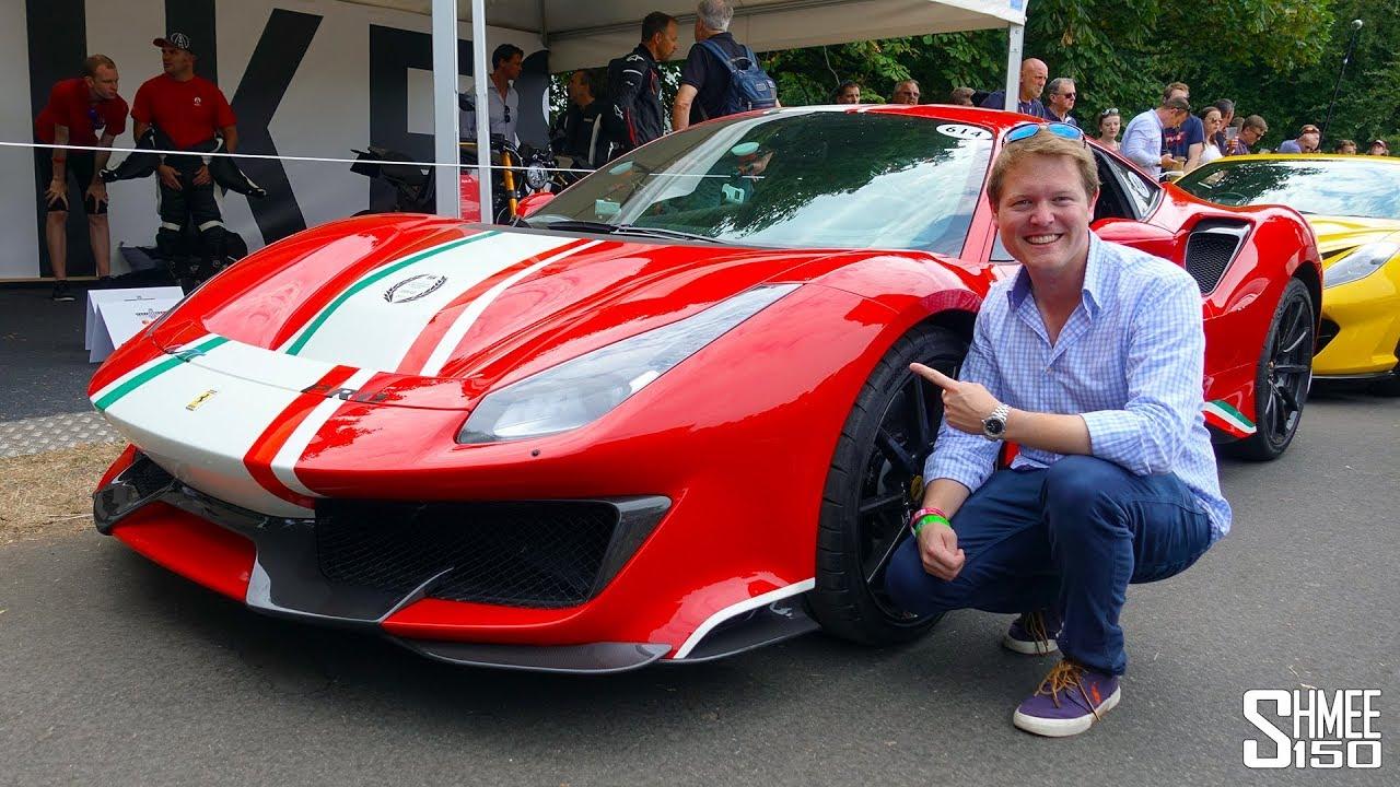 The Ferrari 488 Pista Piloti is a Maranello Masterpiece!