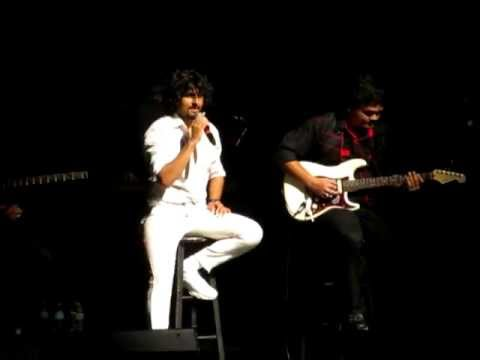 Sonu Nigam - Abhi Na Jao Chhod Kar   Live  Orlando Concert