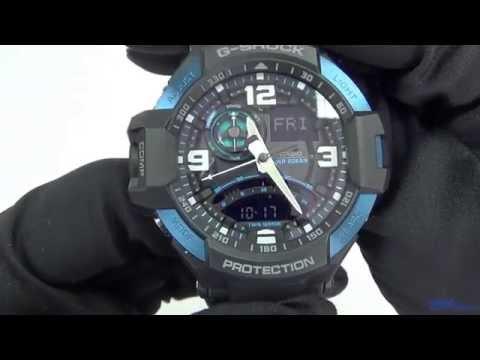 Casio - G-Shock GA-1000-2BER review