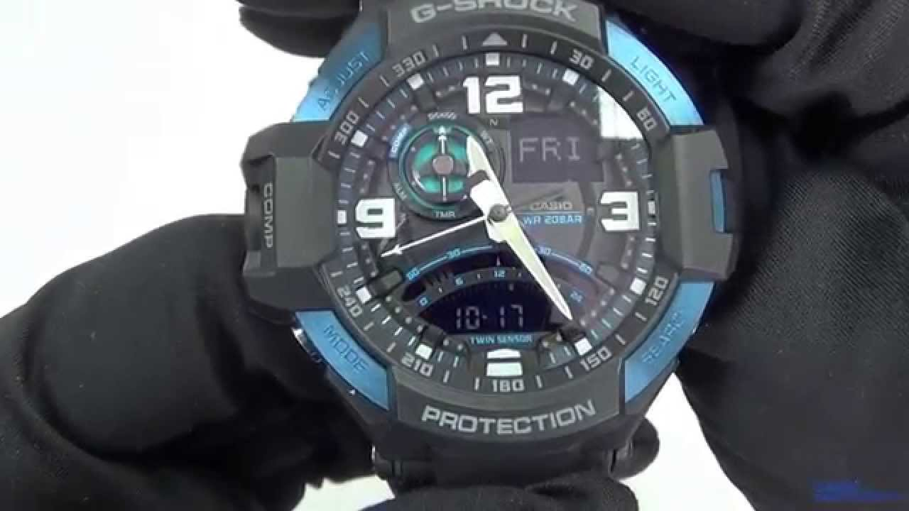 huge discount 26c40 b168e Casio - G-Shock GA-1000-2BER review