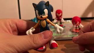 Zach reviews: Sonic the hedgehog TOMY stuff!
