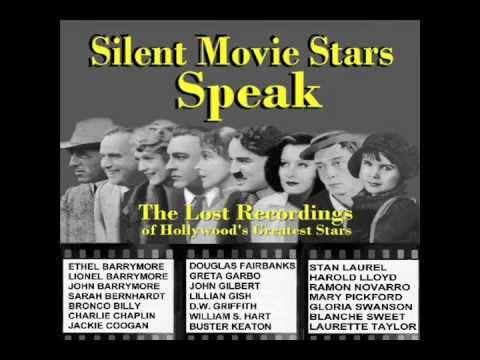 Silent Movie Star Ramon Novarro Speaks