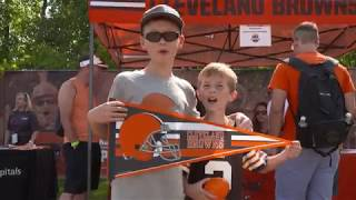 Cleveland Browns Fan Training Camp Hype Video.mp3