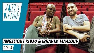 Angélique Kidjo & Ibrahim Maalouf - Jazz à Vienne 2018
