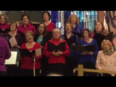 Kolot at Circle For Jewish Music Hanukkah Concert at Kol Rinah, December 11,2016