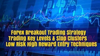 Forex Breakout Trading Techniques: Entering At Key Levels & GBP Analysis
