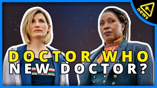 Did Doctor Who Just Reveal a Secret New Doctor? (Nerdist News w/ Dan Casey)