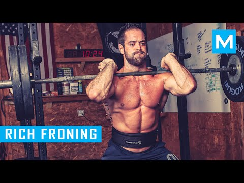 Rich Froning Crossfit Workouts | Muscle Madness
